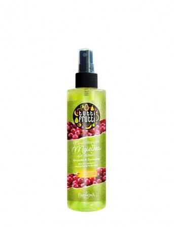 FARMONA Tutti Frutti Pear and Cranberry body mist