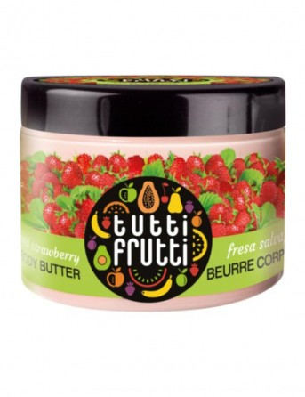 FARMONA Tutti Frutti Wild Strawberry body butter