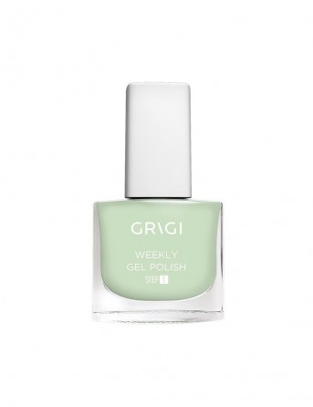 Grigi Weekly Gel Nail Polish-531 Pale Green