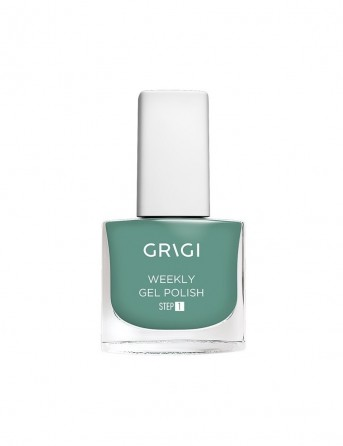 Grigi Weekly Gel Nail Polish-533 Dark Green
