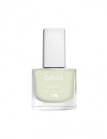 Grigi Weekly Gel Nail Polish-534 Light Green