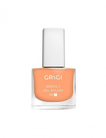 Grigi Weekly Gel Nail Polish-571 Sparkly Coral...