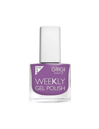 Grigi Weekly Gel Nail Polish-574 Dark Pink Purple
