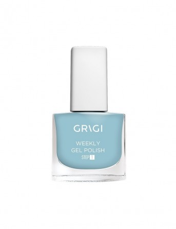 Grigi Weekly Gel Nail Polish-586 Light Blue