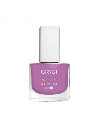 Grigi Weekly Gel Nail Polish-593 Deep Pink Fuchsia