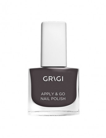 Grigi Apply and Go Nail Polish-386 Grey Chocolate