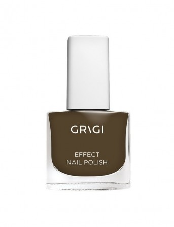 Grigi Effect Nail Polish-708 Matte Brown