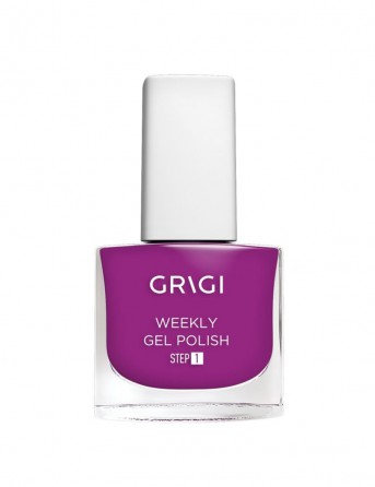 Grigi Weekly Gel Nail Polish-595 Dark Pink Fuchsia