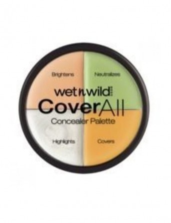 W&W Coverall Concealer Palette