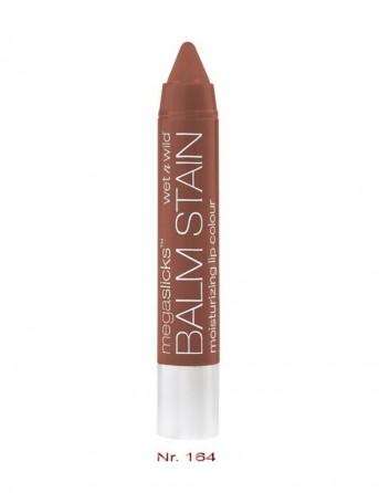 W&W Megaslicks Lip Balm Stain - Caffeine Fix...