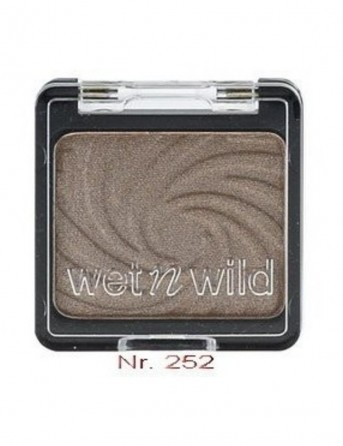 Color Icon Eyeshadow Single - Nutty Nr.252