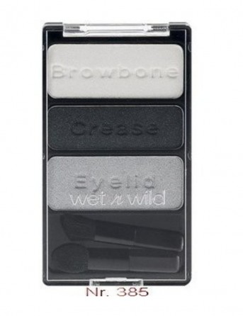 W&W Color Icon Eyeshadow Trio - Don  T Steal My...