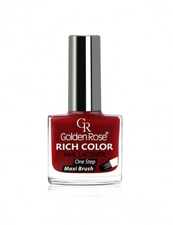 Gr Rich Color Nail Lacquer (Winter Collection)-...