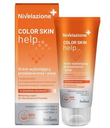 FARMONA Nivelazione Color Skin Help Whitening...