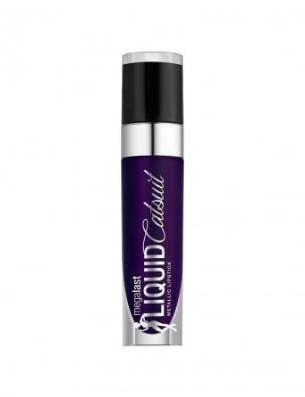 W&W Megalast Liquid Catsuit Metallic Lipstick -...