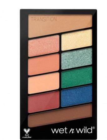 W&W Color Icon 10 Pan Palette - E763D Stop...