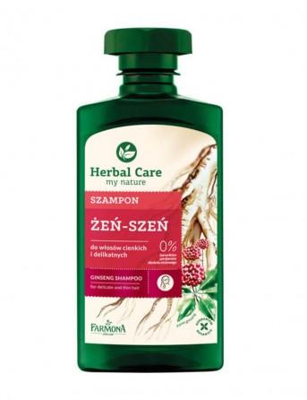 FARMONA Herbal Care Σαμπουάν Ginseng