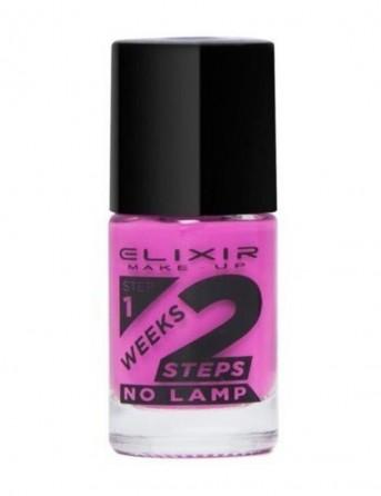 ELIXIR 2 Weeks Βερνίκι 718 (violet Red)