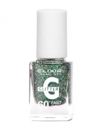 ELIXIR Glitter Βερνίκι 356