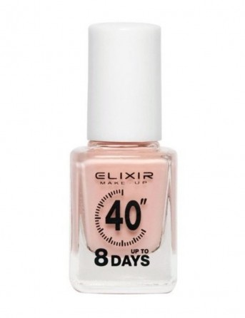 ELIXIR Βερνίκι 40 Up To 8 Days 006 (blush)
