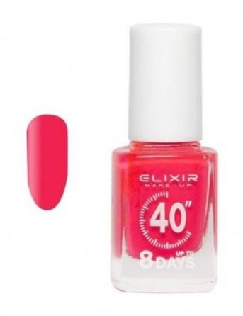 ELIXIR Βερνίκι 40 Up To 8 Days 031 (hot Pink)
