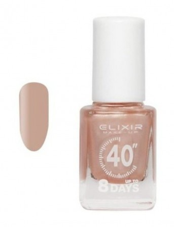ELIXIR Βερνίκι 40 Up To 8 Days 130 (pink Pearle)