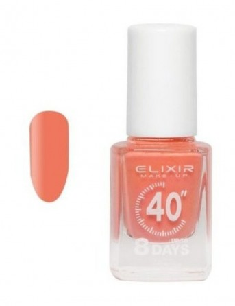 ELIXIR Βερνίκι 40 Up To 8 Days 138 (coral)