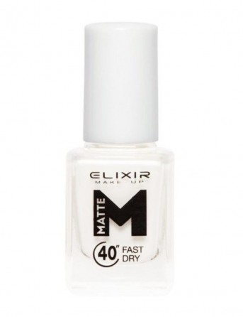 Βερνίκι Matte 40 Up To 8 Days M01 (clear)