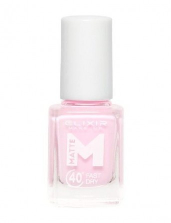 Βερνίκι Matte 40 Up To 8 Days M08 (baby Pink)