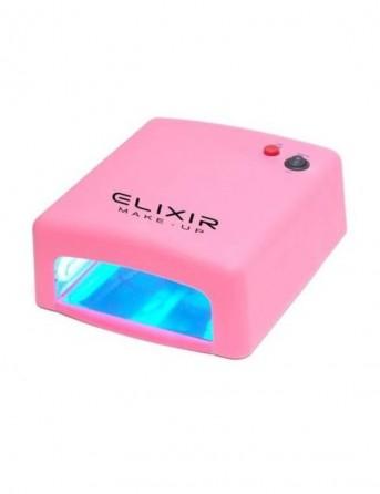 Φουρνάκι 36 Watt -uv (pink) 8899-pink