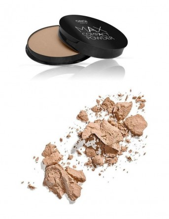 Grigi Make-up Max Compact Powder-05 Dark Beige...
