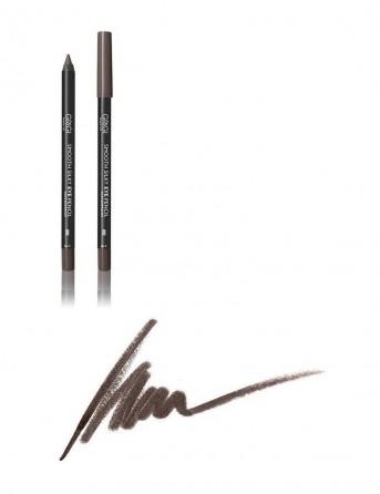 Grigi Make Up Waterproof Eye Silky Pencil - Καφε