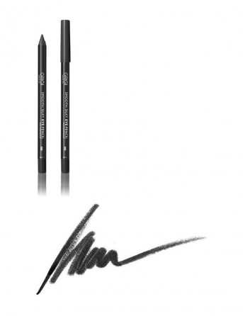 Grigi Make Up Waterproof Eye Silky Pencil - Μαυρο
