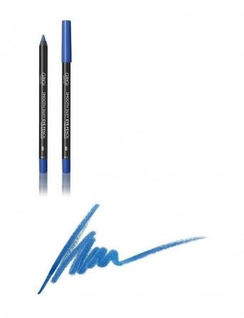 Grigi Make Up Waterproof Eye Silky Pencil - Μπλε