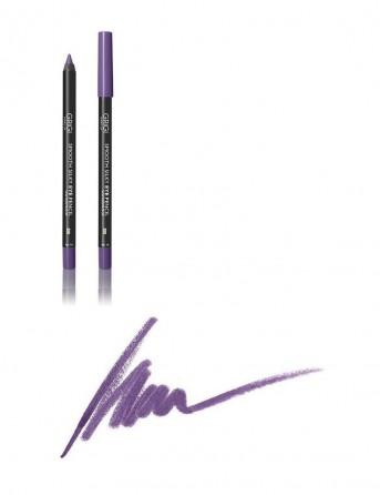 Grigi Make Up Waterproof Eye Silky Pencil - Μωβ