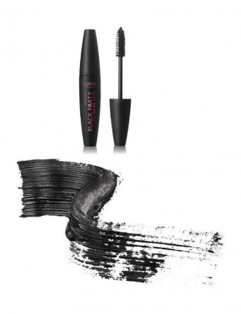 Grigi Make-up Black Party Mascara Full Volume...