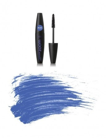 Grigi Make-up Blue Color Zoom Length Mascara