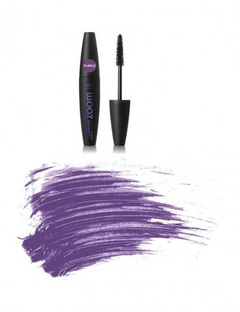 Grigi Make-up Purple Color Zoom Length Mascara