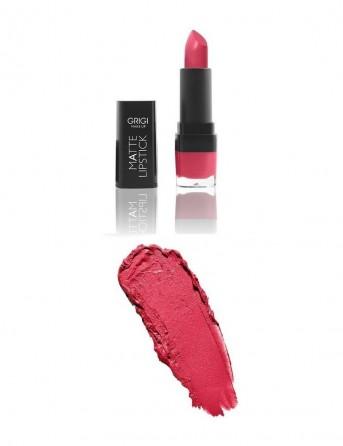 Grigi Make-up Matte Lipstick - Ροζ-φουξ