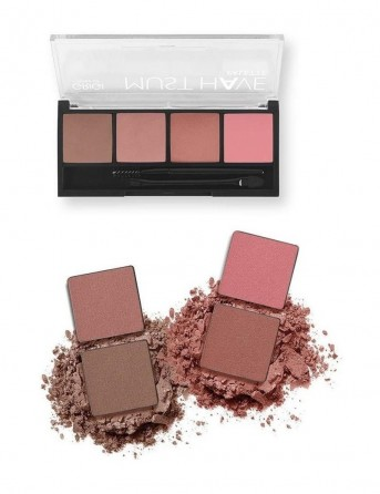 Grigi Must Have Palette 05 (Natural Glow...