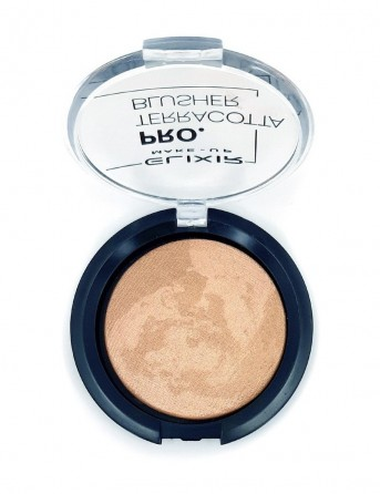 ELIXIR Pro terracotta Blusher 354 – Sahara Diamond
