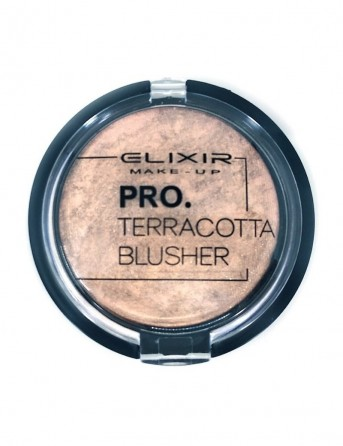 ELIXIR Pro Terracotta Blusher 356 - Sunkissed