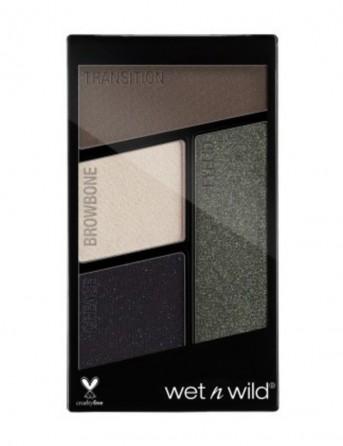 W&W Color Icon Eyeshadow Quads - Nr 338 -...