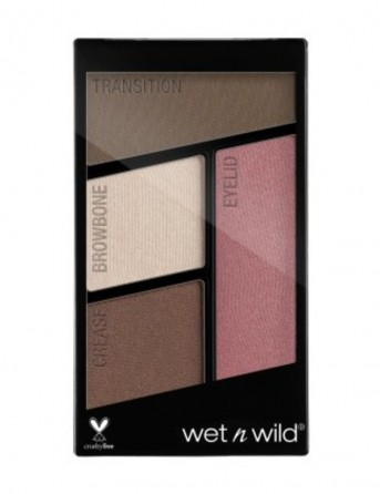 W&W Color Icon Eyeshadow Quads - Nr 359 - Sweet...