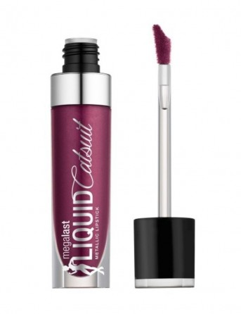 Megalast Liquid Catsuit Metallic Lipstick - Nr...