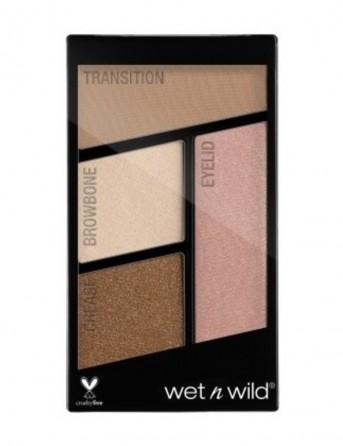 W&W Color Icon Eyeshadow Quads - Nr 340 -...