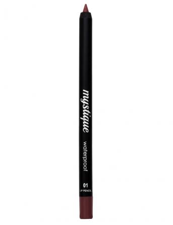 Mystique Waterproof Lip Pencil No 01 (mauve...