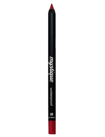 Mystique Waterproof Lip Pencil No 05 (happy rose)