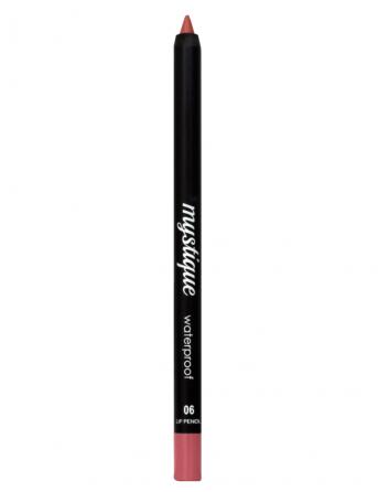 Mystique Waterproof Lip Pencil No 06 (baby kiss)