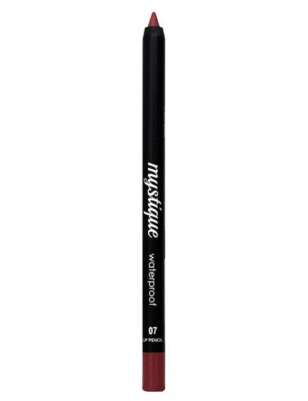 Mystique Waterproof Lip Pencil No 07 (pink...